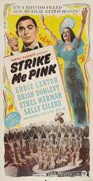 Strike Me Pink - Re-release poster (xs thumbnail)
