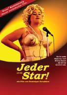 Iedereen beroemd! - German DVD cover (xs thumbnail)