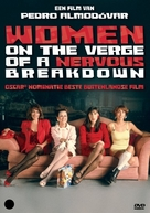 Mujeres Al Borde De Un Ataque De Nervios - Movie Cover (xs thumbnail)