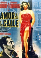 Amor de la calle - Mexican Movie Poster (xs thumbnail)