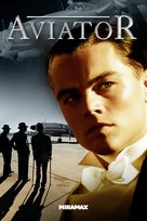 The Aviator - German Movie Cover (xs thumbnail)