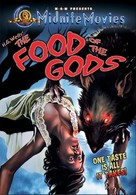 The Food of the Gods - DVD cover (xs thumbnail)