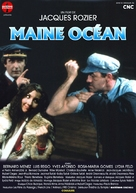 Maine-Océan - French Movie Poster (xs thumbnail)