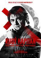 Rudý kapitán - Czech Movie Poster (xs thumbnail)