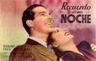 Remember the Night - Spanish Movie Poster (xs thumbnail)