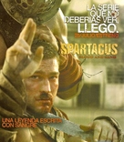 """Spartacus: Gods of the Arena"" - Argentinian poster (xs thumbnail)"