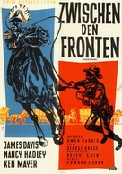Frontier Uprising - German Movie Poster (xs thumbnail)
