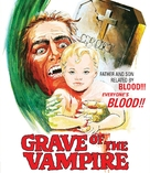 Grave of the Vampire - Blu-Ray cover (xs thumbnail)