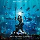 Aquaman - German Movie Poster (xs thumbnail)