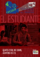 El estudiante - Brazilian Movie Poster (xs thumbnail)