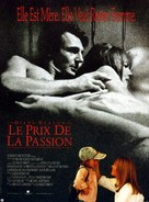 The Good Mother - French Movie Poster (xs thumbnail)