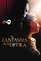 The Phantom Of The Opera - Italian DVD cover (xs thumbnail)
