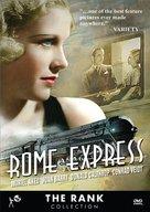 Rome Express - DVD cover (xs thumbnail)
