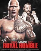 WWE Royal Rumble - Movie Poster (xs thumbnail)