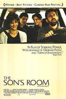 La stanza del figlio - Movie Poster (xs thumbnail)
