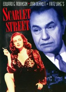 Scarlet Street - DVD cover (xs thumbnail)