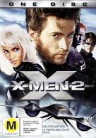 X2 - New Zealand DVD cover (xs thumbnail)