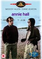 Annie Hall - Danish Movie Cover (xs thumbnail)