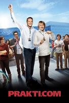 The Internship - German DVD movie cover (xs thumbnail)