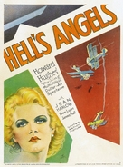 Hell's Angels - Movie Poster (xs thumbnail)