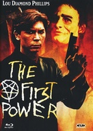 The First Power - Austrian Blu-Ray cover (xs thumbnail)
