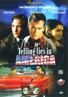 Telling Lies in America - Polish Movie Cover (xs thumbnail)