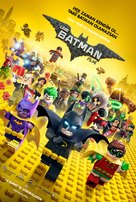 The Lego Batman Movie - Turkish Movie Poster (xs thumbnail)