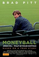 Moneyball - Australian Movie Poster (xs thumbnail)