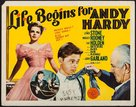 Life Begins for Andy Hardy - Movie Poster (xs thumbnail)