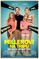 We're the Millers - Czech Movie Poster (xs thumbnail)