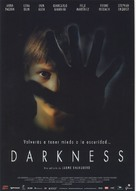 Darkness - Spanish Movie Poster (xs thumbnail)
