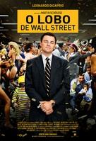 The Wolf of Wall Street - Brazilian Movie Poster (xs thumbnail)