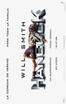 Hancock - Spanish Movie Poster (xs thumbnail)