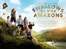 Swallows and Amazons - British Movie Poster (xs thumbnail)