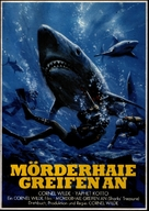 Sharks' Treasure - Austrian Movie Poster (xs thumbnail)