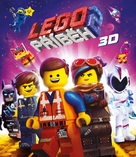 The Lego Movie 2: The Second Part - Czech Blu-Ray cover (xs thumbnail)