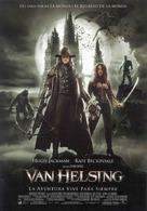 Van Helsing - Spanish Movie Poster (xs thumbnail)