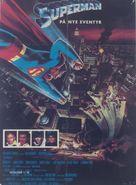 Superman II - Danish Movie Poster (xs thumbnail)