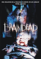 Braindead - Argentinian Movie Poster (xs thumbnail)