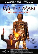 The Wicker Man - Australian DVD cover (xs thumbnail)