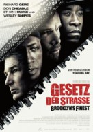 Brooklyn's Finest - German Movie Poster (xs thumbnail)