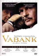 Vabank - Polish DVD cover (xs thumbnail)