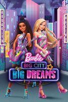Barbie: Big City, Big Dreams - Movie Poster (xs thumbnail)