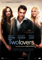 Two Lovers - Italian Movie Poster (xs thumbnail)