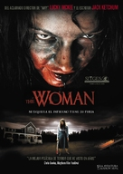 The Woman - Spanish Movie Poster (xs thumbnail)