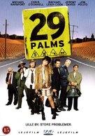 29 Palms - Danish DVD cover (xs thumbnail)