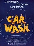 Car Wash - French Movie Poster (xs thumbnail)
