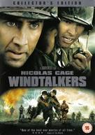 Windtalkers - British DVD movie cover (xs thumbnail)
