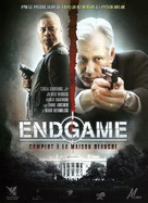 End Game - French DVD movie cover (xs thumbnail)