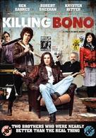 Killing Bono - British DVD cover (xs thumbnail)
